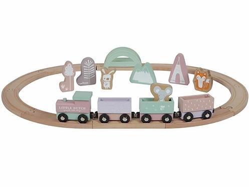Eisenbahn Little Dutch, Eisenbahn personalisiert, Little Dutch personalisiert, Little Dutch kaufen, Little Dutch Schweiz