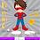 Thumbnail: Schutzfolie Toniebox Superheld 2