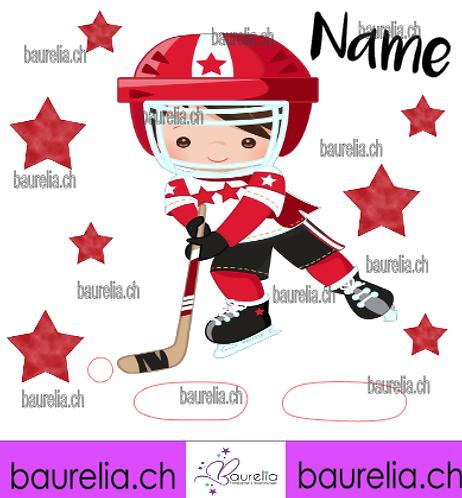 Schutzfolie Toniebox Eishockey 1