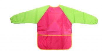 Malschürze für Kinder Pink