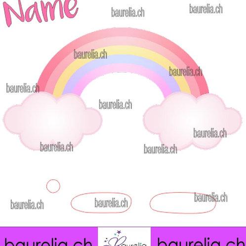 Schutzfolie Toniebox Regenbogen 2