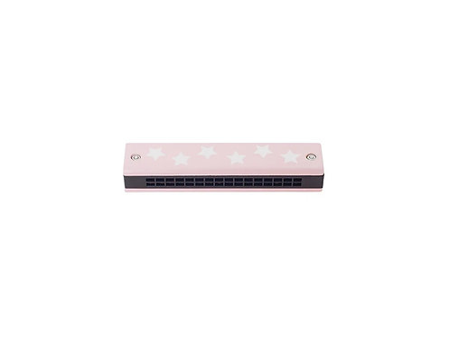 JABADABADO Mundharmonika Rosa 13cm
