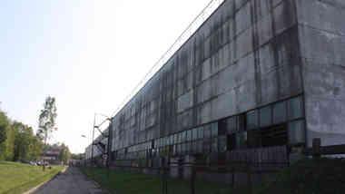Производственно-складское здание в г. Сморгонь, пр-т Индустриальный, 15