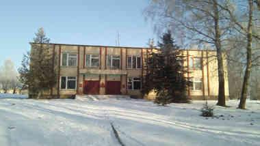 Административно-бытовой корпус в д. Новосёлки, 31А, Гродненский район