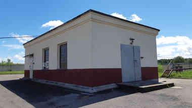 Насосная станция 2-го подъема по ул. Мясницкой, 25 в г. Гродно