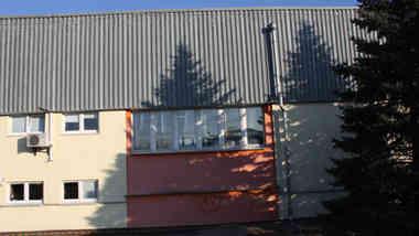 Цех по производству оболочек (помещение склада в осях А-Г/8-11) по ул. Мясницкая в г. Гродно