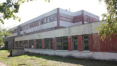 Административно-бытовой корпус в г. Сморгонь, пр-т Индустриальный, 15