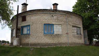 Канализационная насосная станция №1 по ул. Заводской, 48 в г. Мосты Гродненской области