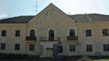 Административно-хозяйственное здание по ул. Суворова, 222 в г. Гродно