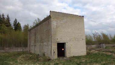 Насосная станция в д. Ланковщина Борисовского р-на
