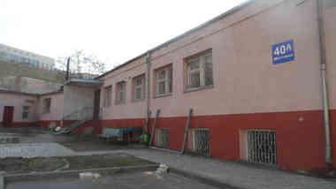 Административно-хозяйственное здание по ул. Мостовой, 40А в г. Гродно