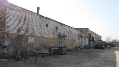 Здания складских помещений по ул. Обухова, 16 в г. Гродно