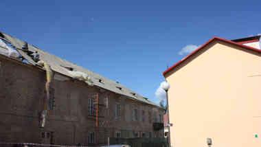 Административное здание учреждения «Тюрьма №1» в г. Гродно