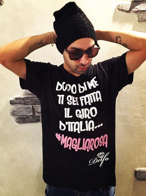T-shirt uomo Delfo MAGLIAROSA