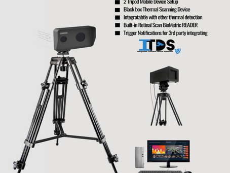Detecting COVID-19 with Thermal Imaging