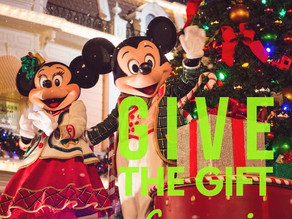 December Disney Vacation Booking Promotion!