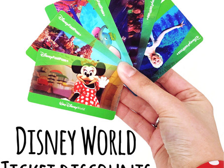 The Top 6 Ways to Save Money on Disney Park Tickets
