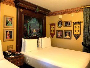 Royal Guest Room at Disney's Port Orleans Riverside Review