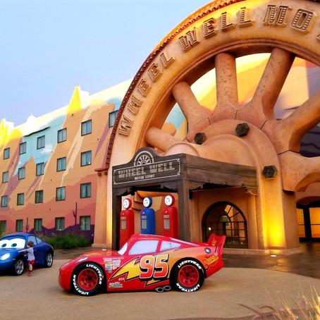 Choosing Your Resort Hotel - Walt Disney World
