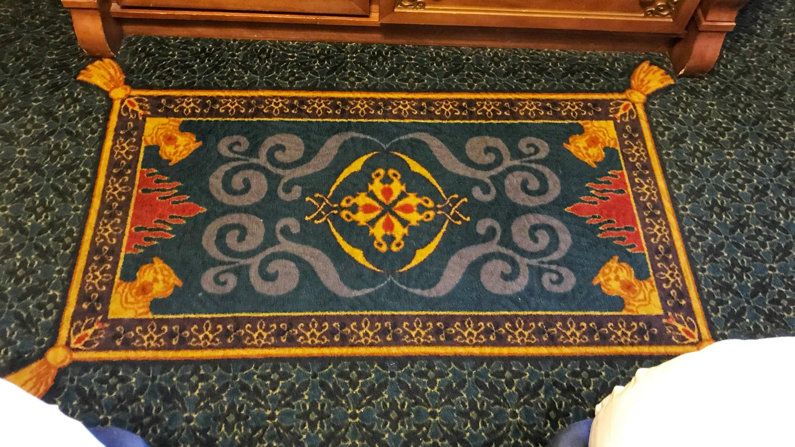 Aladdin's Magic Carpet
