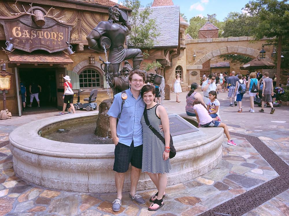 Disney Park Photo