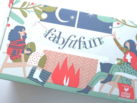 Fab Fit Fun - Winter Box Review