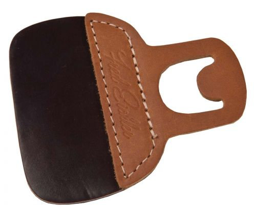 Fred Eichler 3-Under Cordovan Leather Shooting Tab