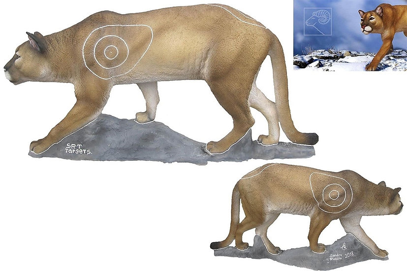 PUMA MOUNTAIN LION - GROUP 1 - L142cm H70cm
