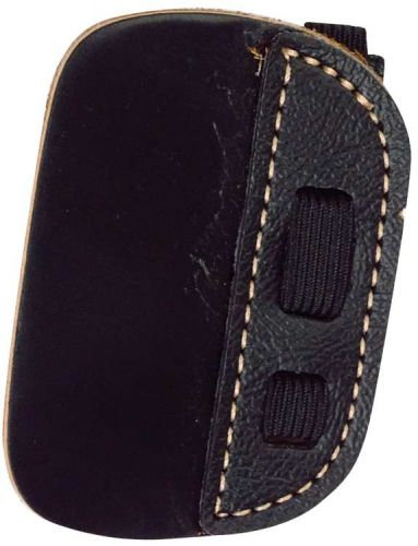 3-Fingers Under Cordovan Leather Shooting Tab