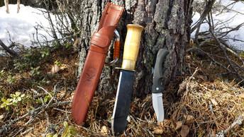 Hvilken kniv skal man velge på tur?