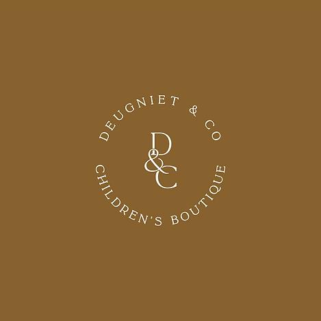 logo ontwerp - deugniet en co - logo deugniet en co - branding deugniet - branding deugniet en co - branding kinderwinkel
