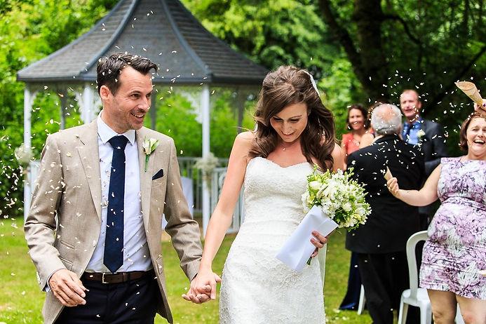 natural wedding looks