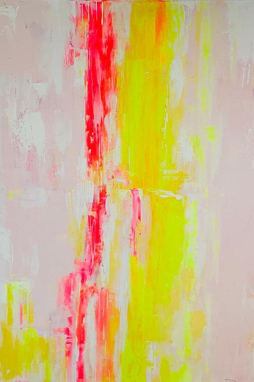 Awakening - 100cm x 70cm
