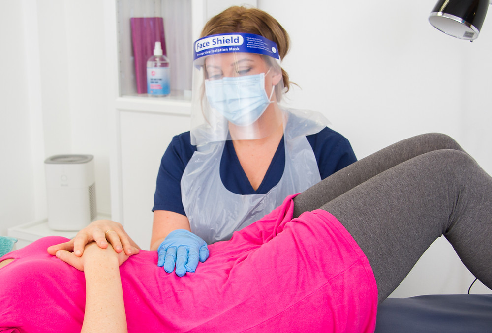 Abdominal Separation | Osteopath | Hertfordshire