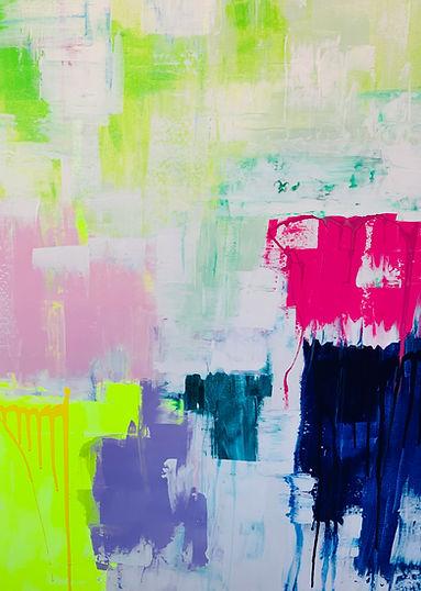 Abstract Artist Hertfordshire
