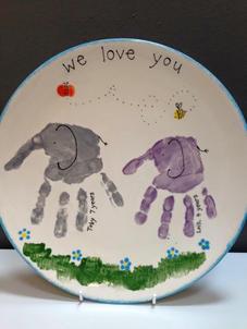 ceramics painting knebworth