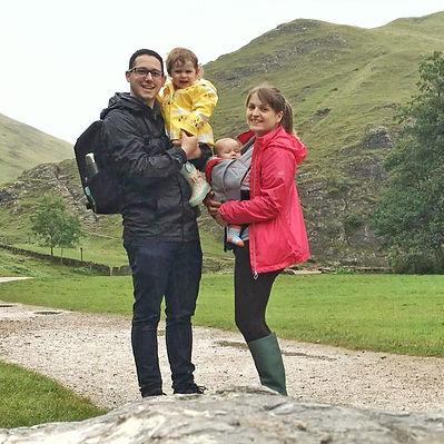 Family portrait mindullness kids