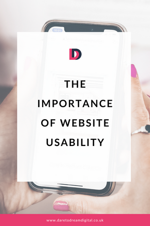 The Importance Of Usability