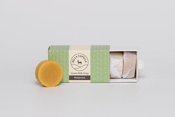 Marjoram Goats Milk Soap | Bella Capella | Goats Milk Soap | Homemade Soap | Natural Soap | Organic Soap