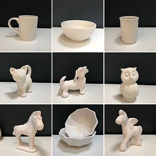 pottery painting takeaway