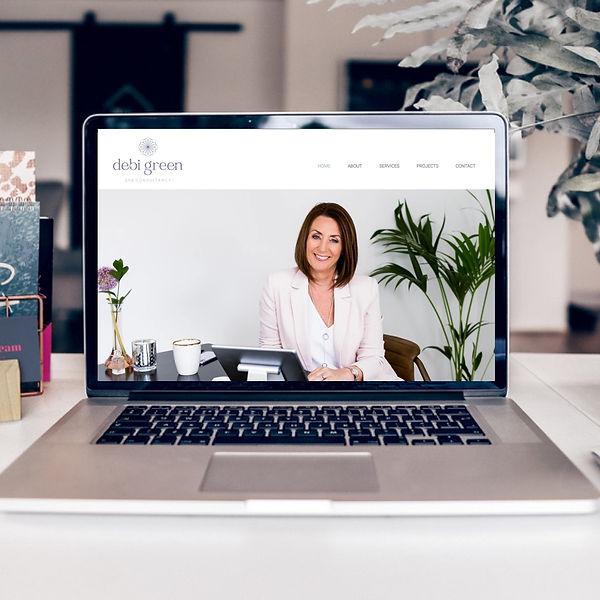 Spa Consultant Website Design | Website