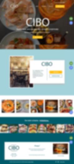 restaurant website design hertford