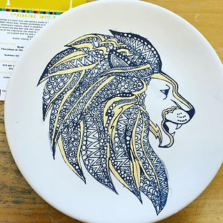 pottery painting inspiration