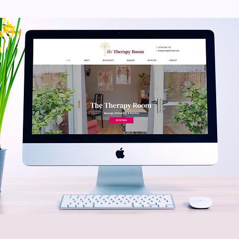 Therapist Website Design