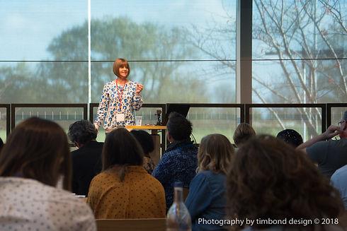 Social Media public speaking hertforshire