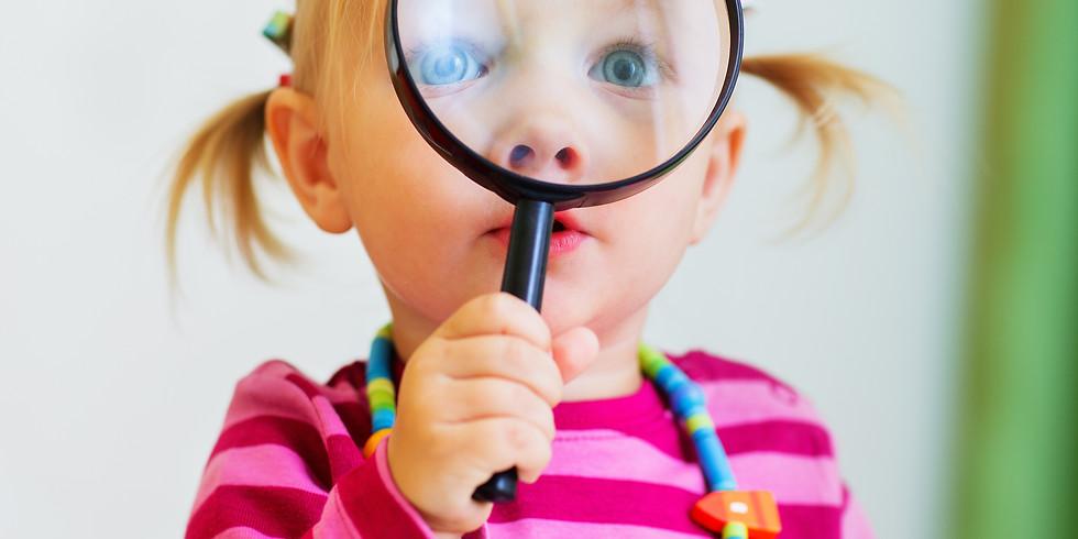 Toddler Talks - Speech and Language