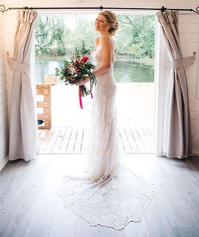 natural bridal hair and makeup