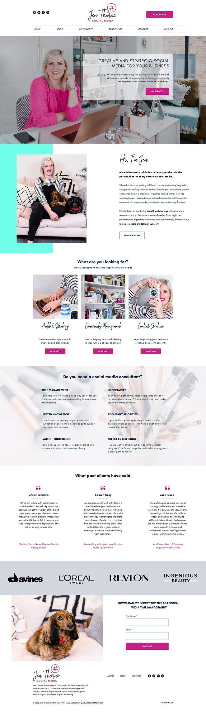 website design hertfordshire