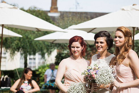 wedding hair makeup hertfordshire