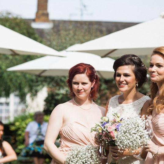 wedding hair hertfordshire